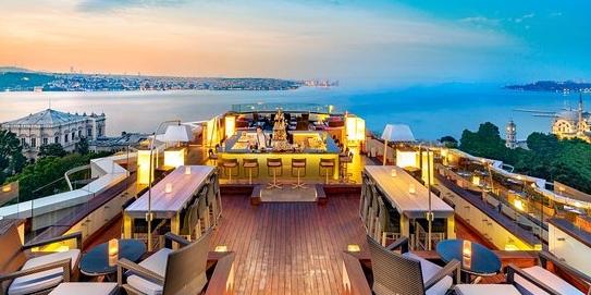 16 ROOF - Swissotel The Bosphorus, Istanbul