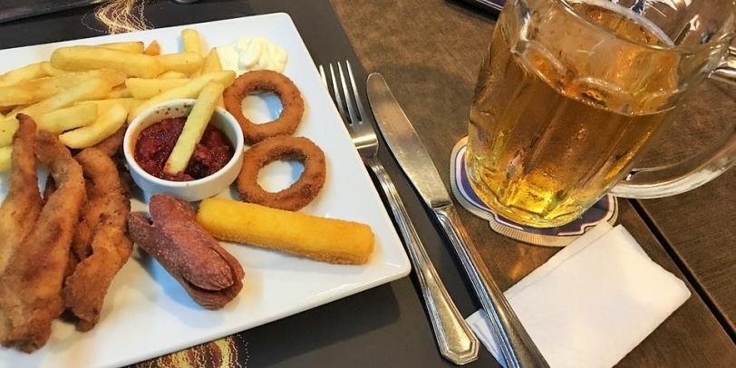 Chops Cafe & Pub Beşiktaş