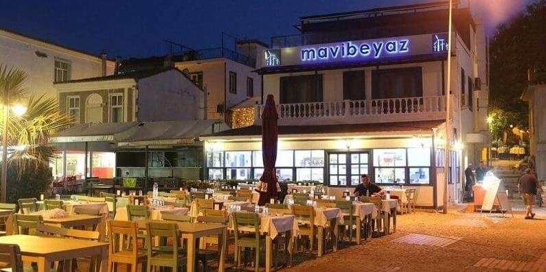 Mavibeyaz Cafe&Bar