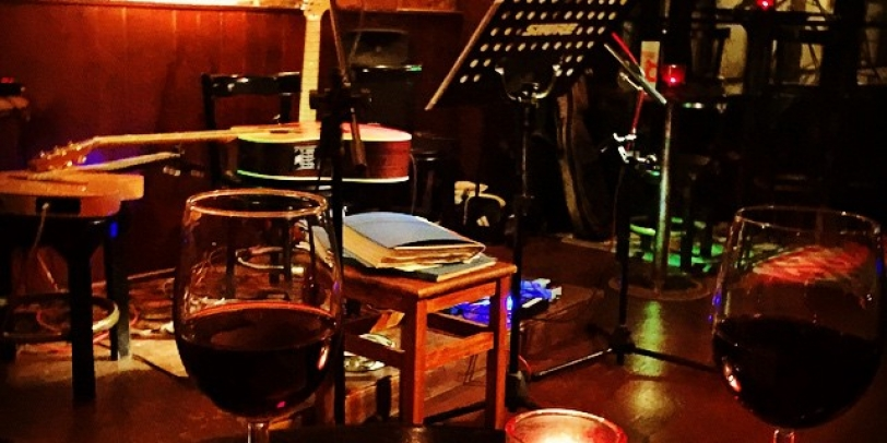Mekan Kalamış The Jazz Room fena