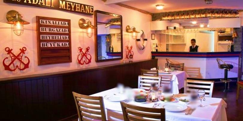 Pera Adalı Restaurant