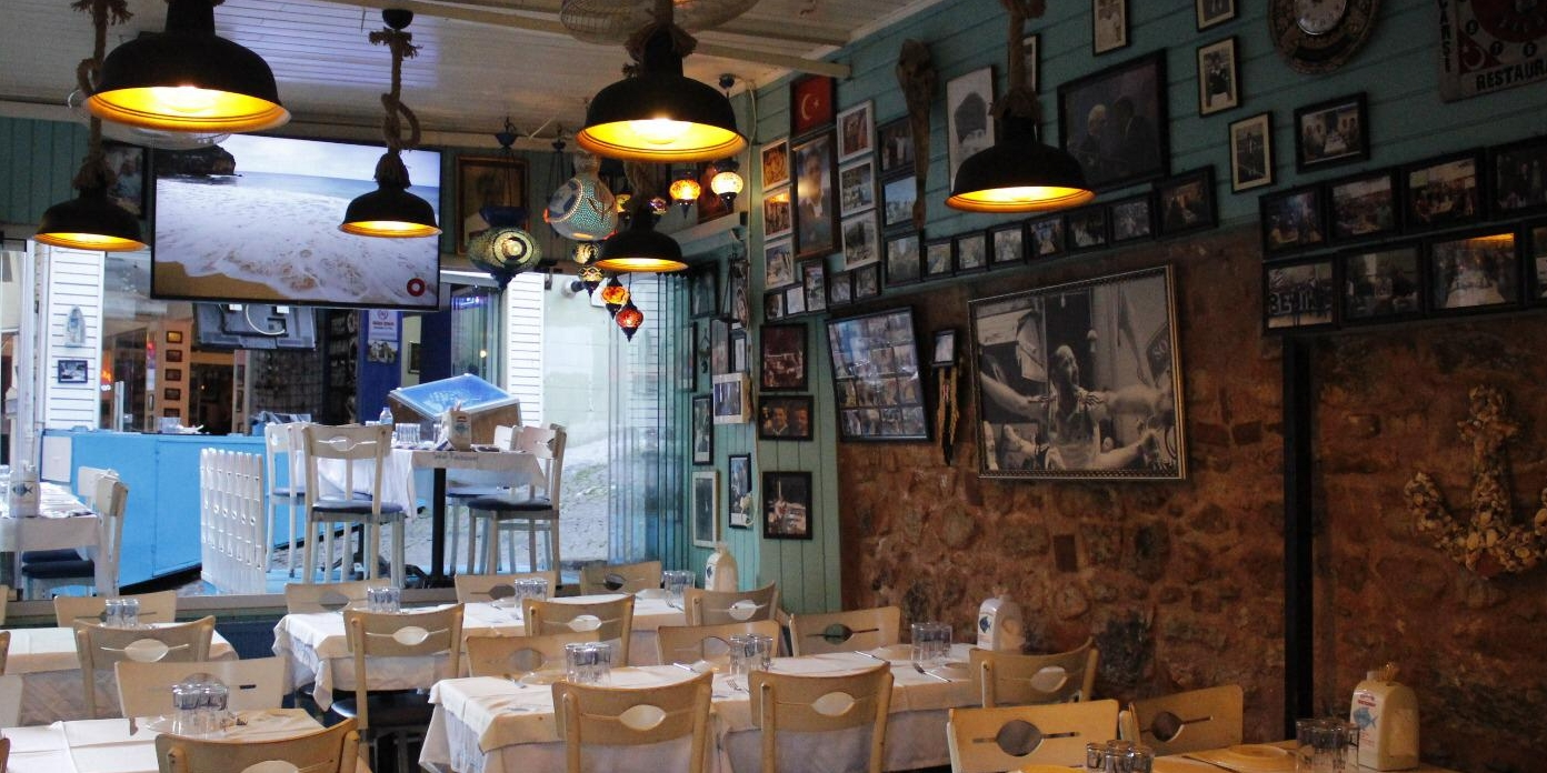 Sokak Restaurant Cengizin Yeri