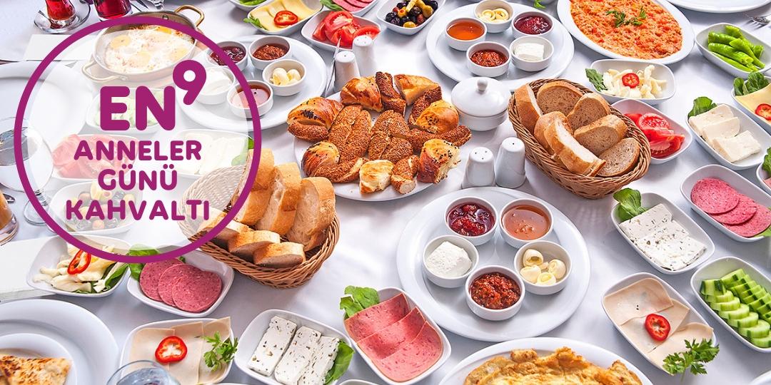 En9 Anneler Günü Kahvaltı