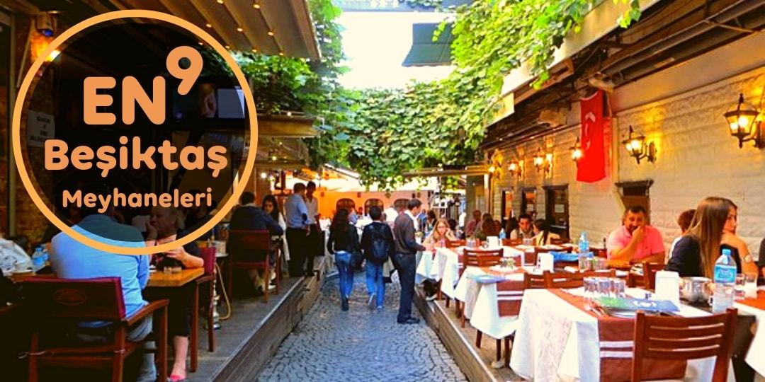 En9 Beşiktaş Çarşı Meyhaneleri