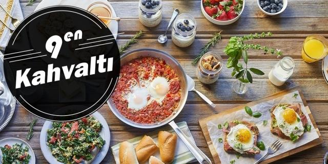 En9 Kahvaltı Mekanları