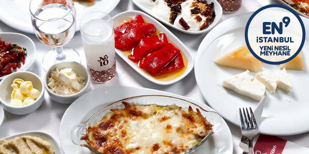 En9 Yeni Nesil Meyhane-İstanbul